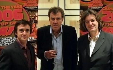 Top Gear et le Hamster de retour