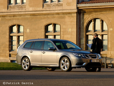 Galerie Photo : Saab 9.3 Aero XWD : le break TGV 1/2