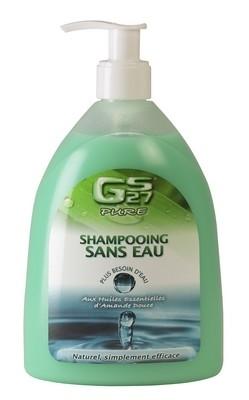 GS 27 : Un shampoing sans eau, c'est plus plus écolo...