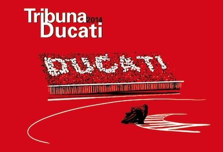 Ducati: le Grand Prix de France au Mans à l'italienne