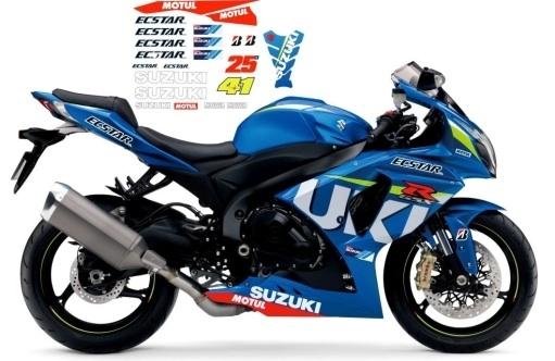 Suzuki: la valse des packs accessoires