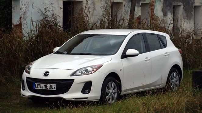 Essai - Mazda 3 restylée : discrétion assurée