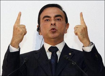 Carlos Ghosn : une auto Nissan 100 % électrique en 2010 et le plan Nissan GT 2012
