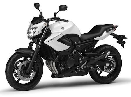 Yamaha 2013: évolution ici et là des XJ6, Diversion et Diversion F