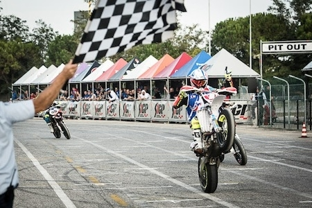 Supermoto des Nations 2015: 5ème victoire de la France