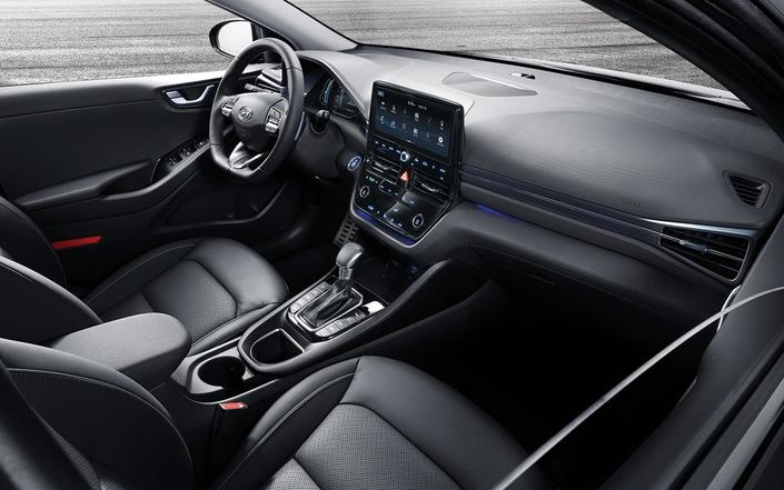 Hyundai Ioniq: déjà un restylage