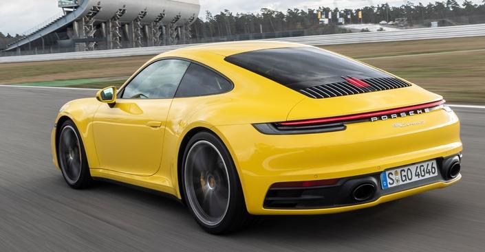 Nouveautés 2019 – Coupés – Porsche 911 et Chevrolet Corvette changent