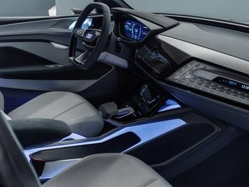 Salon de Shanghai 2017 - Vidéo Audi E-Tron Sportback Concept : le futur électrique d'Audi sera lumineux