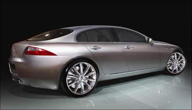 Jaguar et le concept mystère