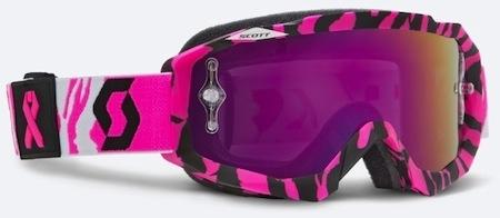 Scott: un masque en série limitée pour la lutte contre le cancer du sein