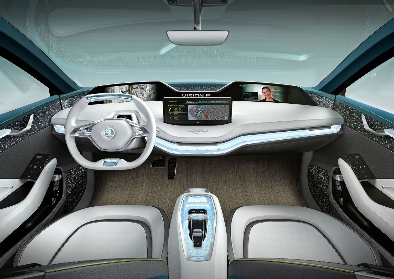 Volkswagen présente son concept ID Crozz — Crossover électrique