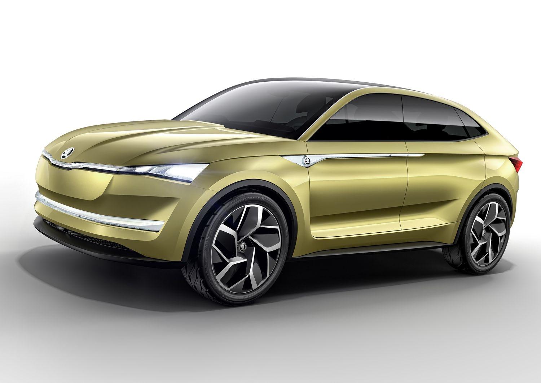 Salon de Shanghai 2017 : voilà le Volkswagen ID Crozz