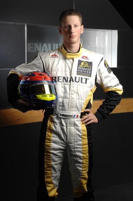Interview Romain Grosjean, champion GP2 Asia 2008