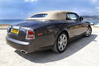Essai vidéo - Rolls Royce Phantom Drophead Coupé, hors catégorie