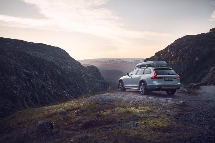 Volvo V90 Cross Country Ocean Race: une série spéciale pourunebonne cause