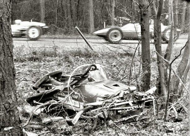 Il y a 40 ans, Jim Clark s'envole