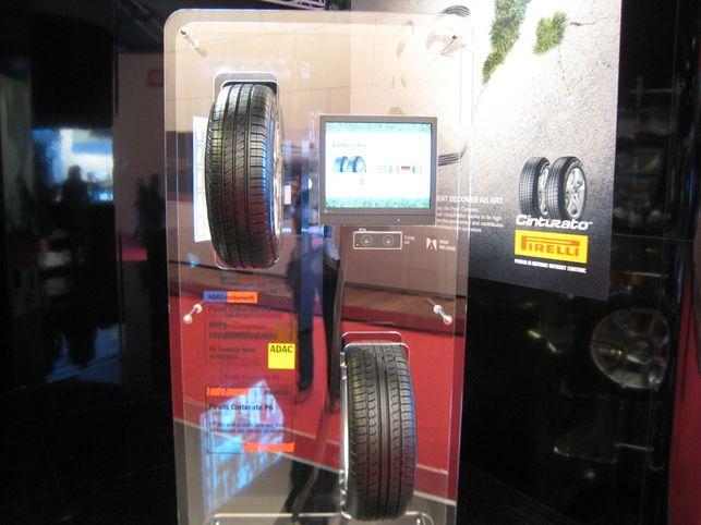 Le pneu éco-impact de Pirelli : le Cinturato