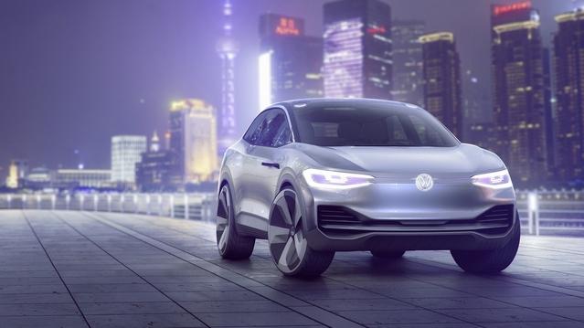 Salon de Shanghai 2017 : voilà le Volkswagen I.D Crozz