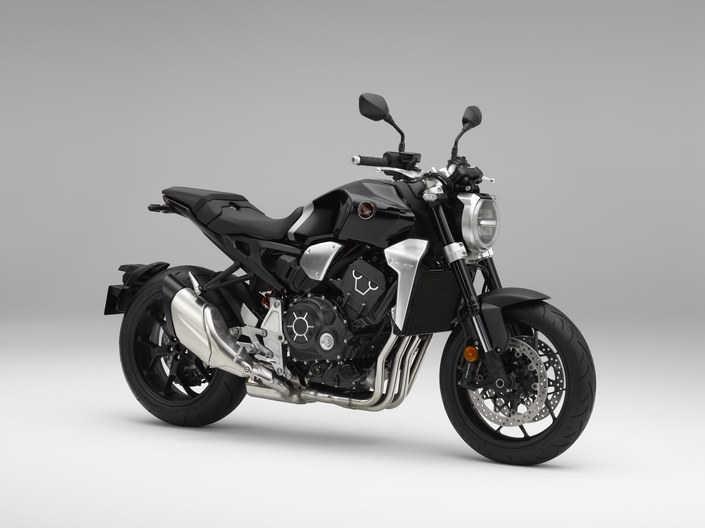 Salon de Milan 2017 en direct : Honda CB 1000R