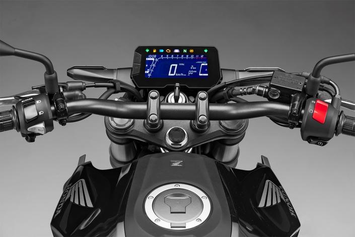Salon de Milan 2017 en direct : Honda CB 300 R