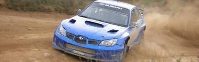 WRC 2007: La C4 sur la glace, l'Impreza sur la terre