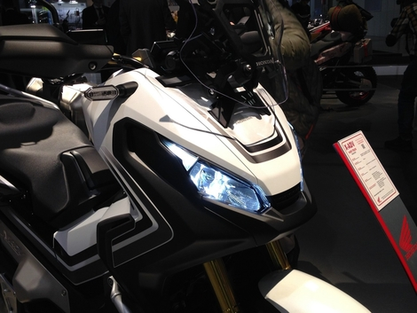 Salon de Milan 2017 en direct : Honda X-ADV