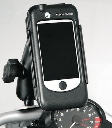 SW-Motech transporte votre iPhone