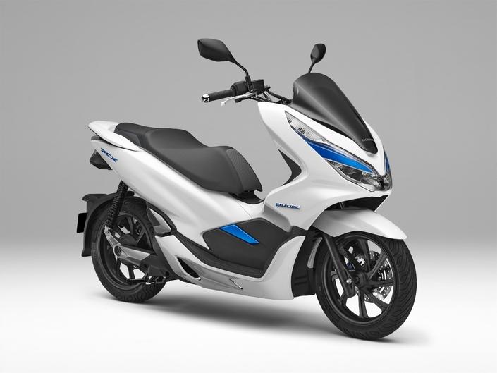 Honda PCX : une version électrique et hybride pour l'Asie