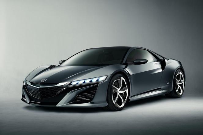 Detroit 2013 : Honda dévoile l'habitacle d'une NSX Next Evolution