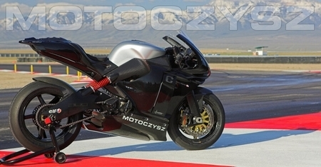 MotoCzysz C1 990 : Américan Racing Project... [+ vidéos]