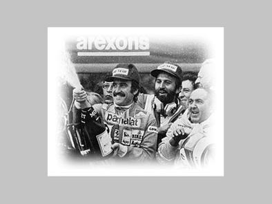 Clay Regazzoni se tue dans un accident de voiture