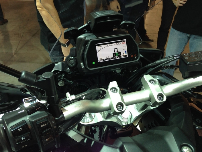Salon de Milan 2018 en direct : Yamaha Tracer 900 et 900 GT