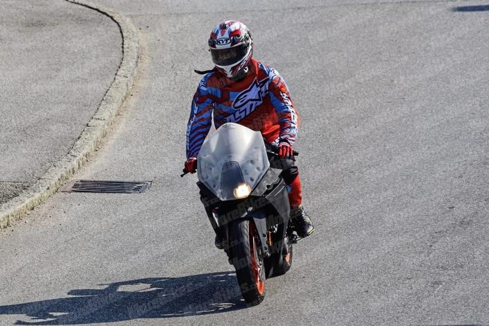 Nouveauté - KTM: voici la nouvelle génération RC390