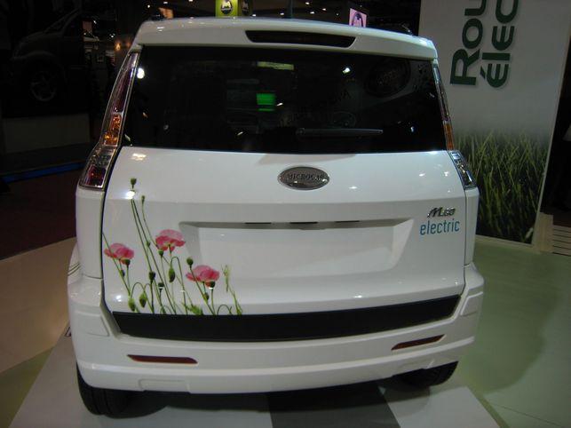 La M.GO electric ? Une belle plante signée Microcar !