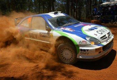 WRC 2007: Stohl et Kronos: Comme on se retrouve !