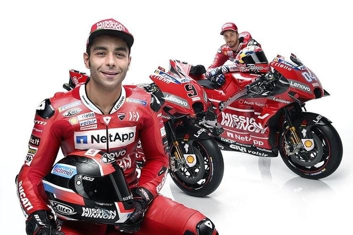 MotoGP - Ducati: Dovizioso et son allié Petrucci à l'assaut du duo Marquez-Lorenzo