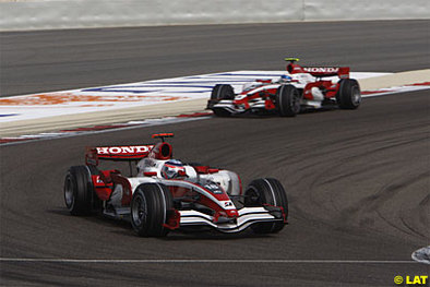 Formule 1 - Super Aguri: Rien n'a changé