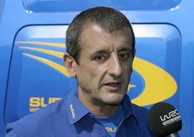 WRC: Subaru redéploie, Moya n'en sera pas