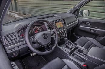 Comparatif - Mercedes Classe X350d VS Volkswagen Amarok V6 TDI 258: espèce menacée