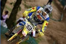 Mx1 à St Jean d'Angely : Ramon gagne du terrain