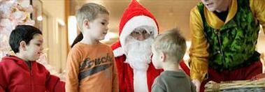 WTCC: Le Menu de Noël