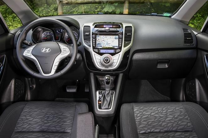 Essai - Hyundai ix20 restylé : repoudrage de nez