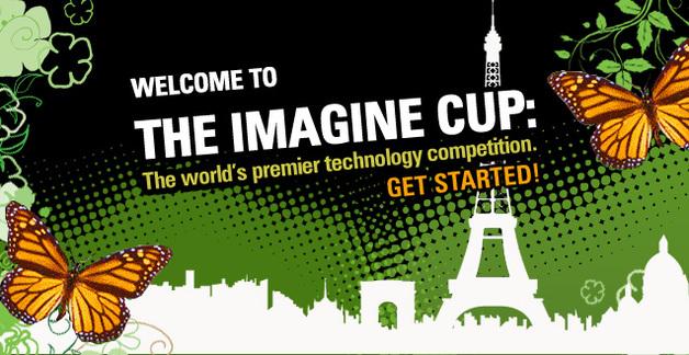 L'Imagine Cup fait appel à vos esprits créatifs !