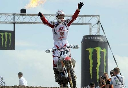 Motocross mondial : GP d'Allemagne MX 1, doublé d'Evgeny Bobryshev
