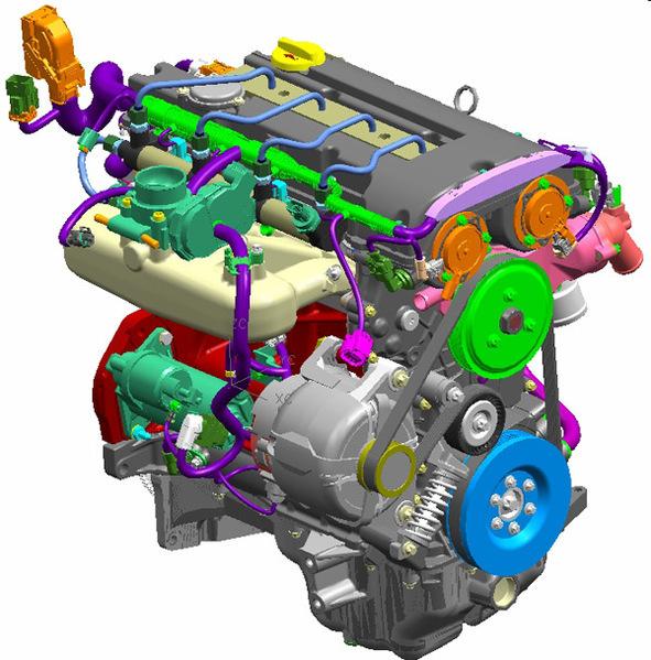 Pour Opel, un autre nouveau moteur : le 1.4 turbo essence dès 2010