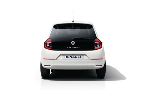 Renault Twingo restylée (2019) : série spéciale le Coq Sportif