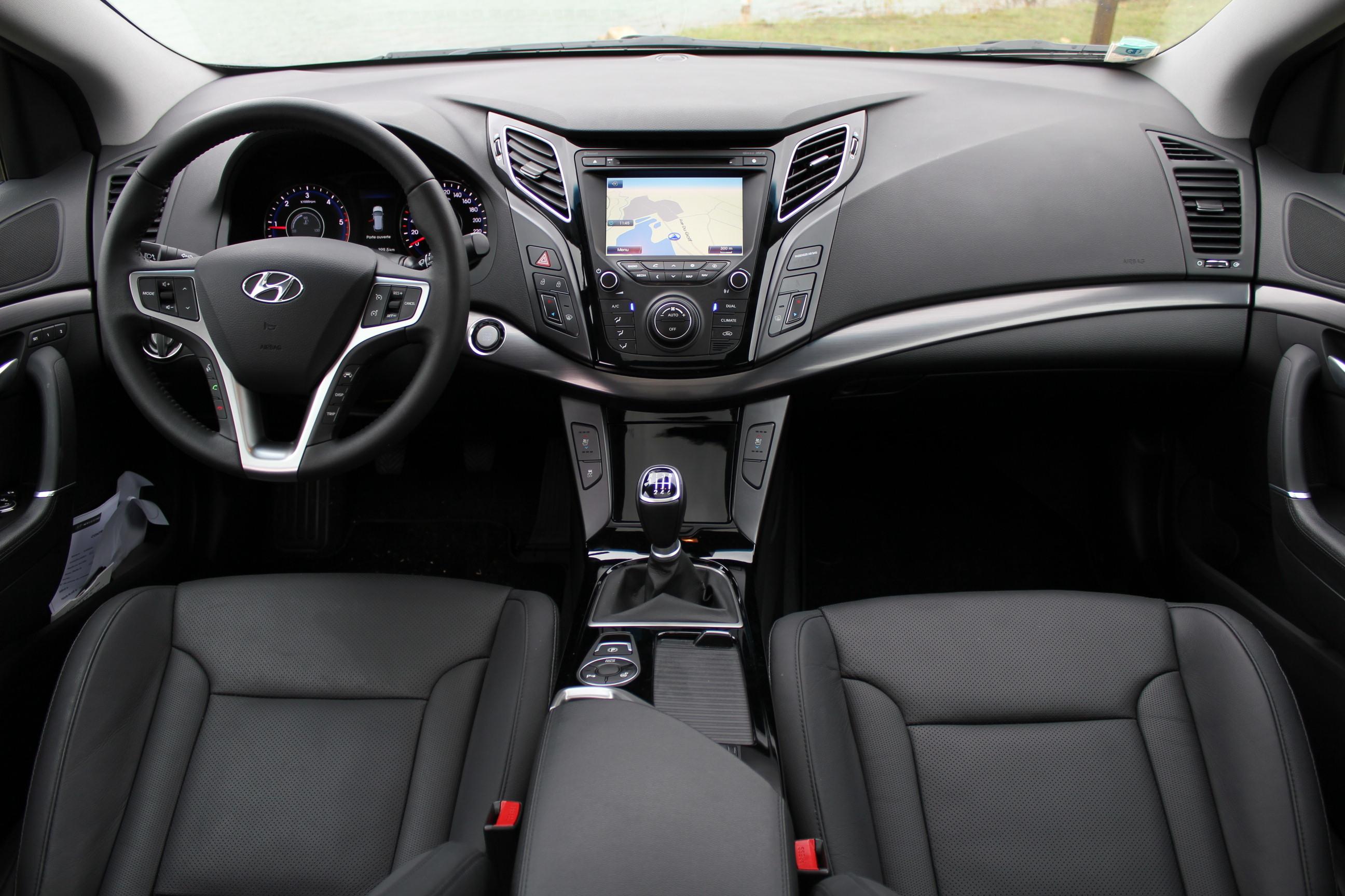 Essai Hyundai I40 Sw Une Carte 224 Jouer