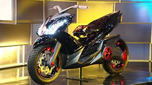 Nouveauté concept : Suzuki SD-01 et SD-02 [+ vidéo]