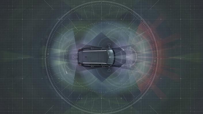La vision périphérique est indispensable pour la conduite autonome.