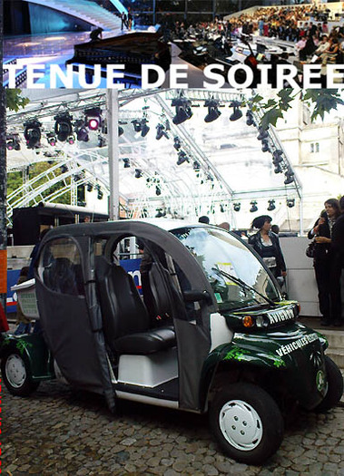 Mireille Mathieu et Charles Aznavour en GEM e4 pour l'émission Tenue de Soirée !